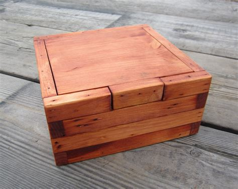 Free And Simple Wooden Box Plans