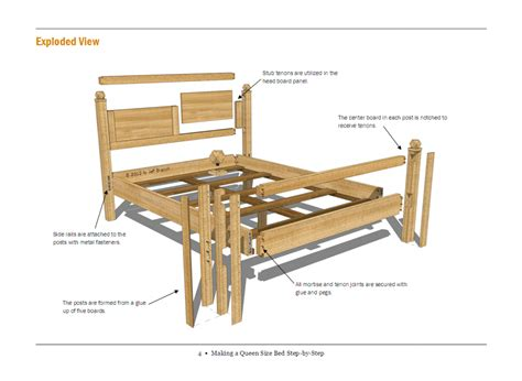 Free Australian Woodworking Plans Bed