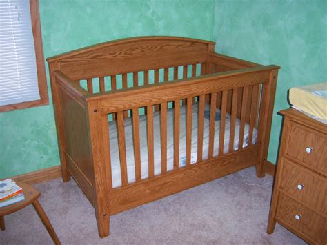 Free Baby Bed Plans Woodworking
