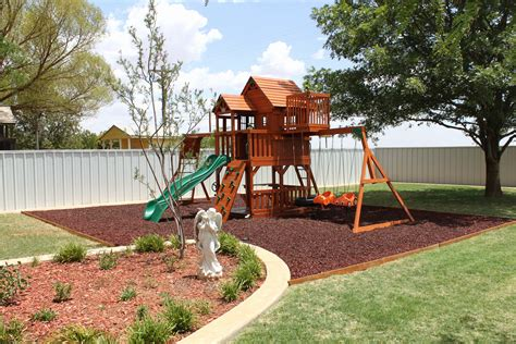 Free Backyard Playground Blueprints Or Ideas