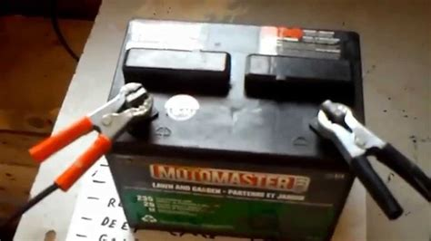 Free Battery Reconditioning