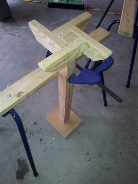 Free Bench Grinder Stand Plans