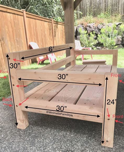Free Built In Furniture Plans