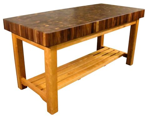 Free Butcher Block Table Plans