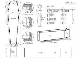 Free Casket Plans Pdf Template