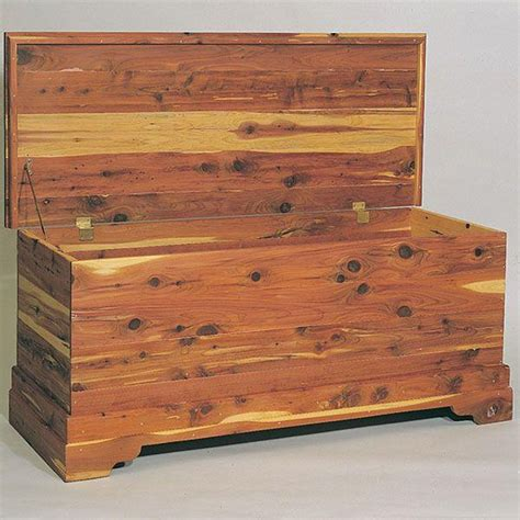 Free Cedar Chest Woodworking Plans