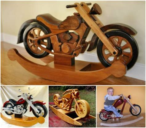 Free Chair Plans Rocking Motorcycle Wood