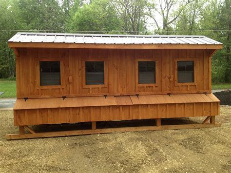 Free Chicken Coop Plans For 20 Chickens