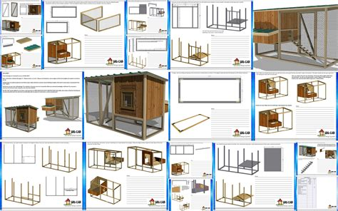 Free Chicken Coop Plans Mobile