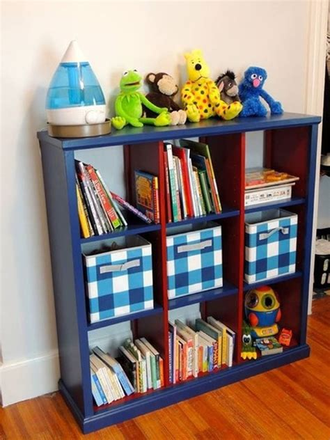 Free Childrens Bookcase Plans