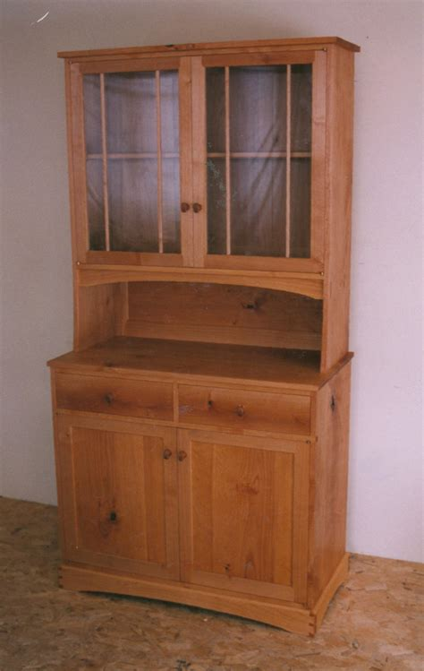 Free China Cabinet Plans