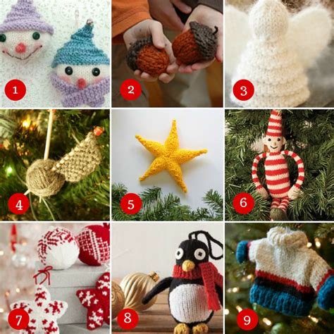 Free Christmas Decoration Patterns