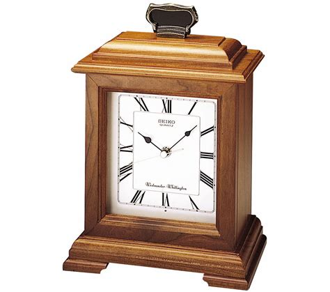 Free Clock Plans Mantel Carriage