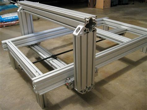 Free Cnc Router Plans 80 20 Extrusion