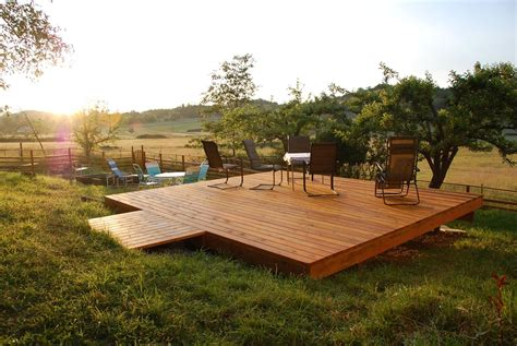 Free Deck Plans And Ideas