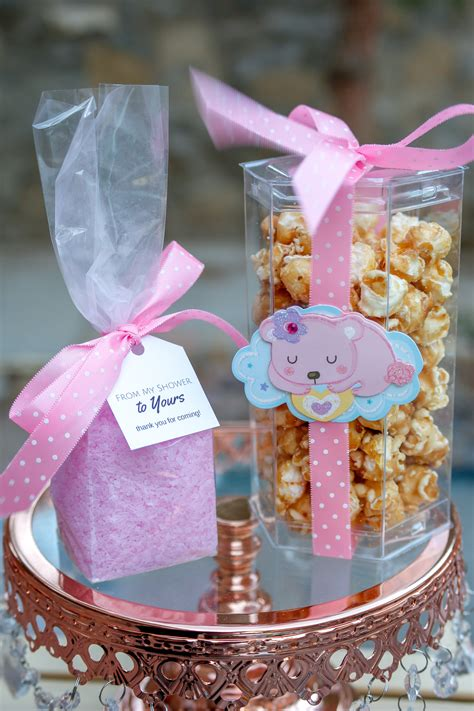 Free Diy Baby Shower Favors Ideas