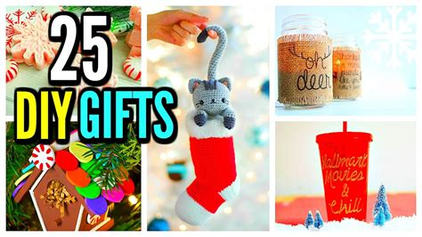 Free Diy Christmas Gifts Youtube