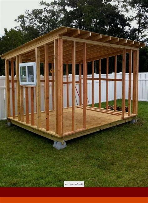 Free Diy Outdoor Shed Plans