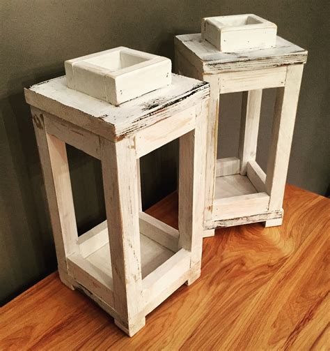 Free Diy Wood Lantern Plans To Build