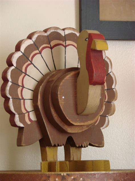 Free Diy Wood Turkey Patterns For Crafts