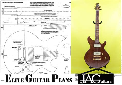 Free Electric Guitar Plans