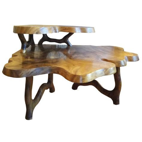 Free Form End Tables