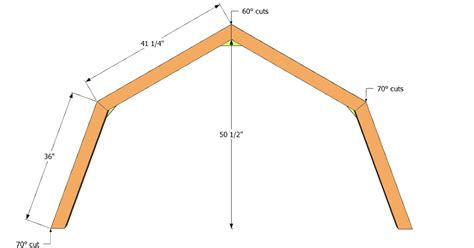 Free Gambrel Roof Barn Plans