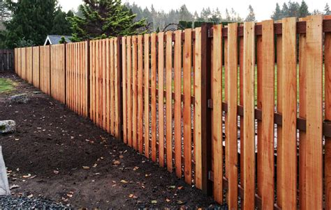 Free Good Neighbor Fence Plans