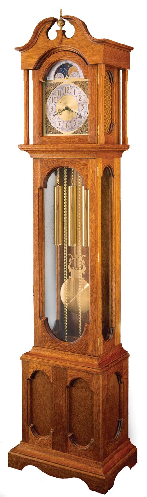 Free Grandfather Clock Plans Kits