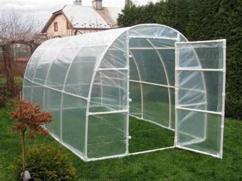 Free Greenhouse Plans Using Pvc