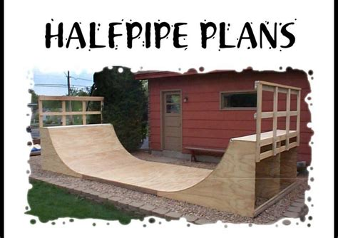 Free Halfpipe Plans Skateboarding Quotes