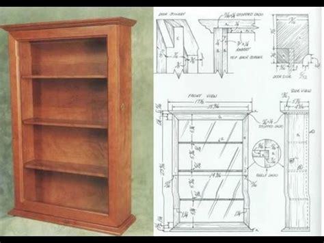 Free Handmade Furniture Plans