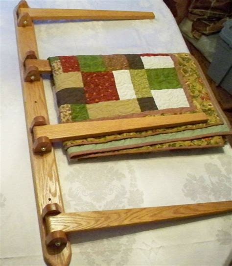 Free Hanging Quilt Rack Plans