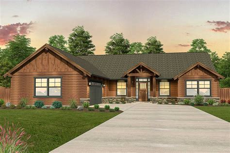 Free Home Building Plans For Ranch Style Homes