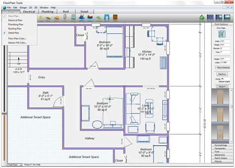 Free Home Floor Plan Design Software For Mac
