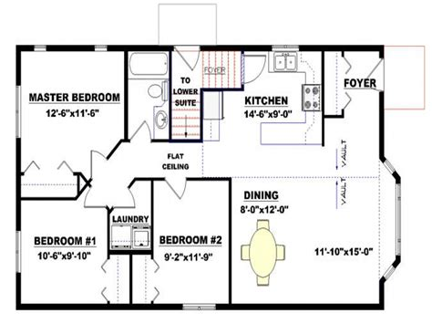 Free Home Floor Plans And Blueprints