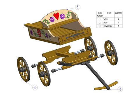 Free Horse Drawn Carriage Plans Carts And Clubs