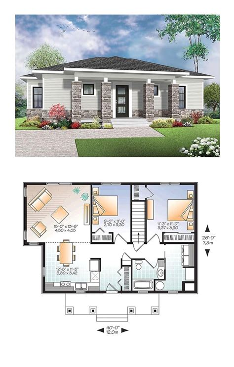 Free House Plans And Designs Blueprints