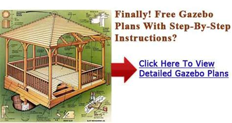 Free How To Build Hot Tub Gazebo Plans