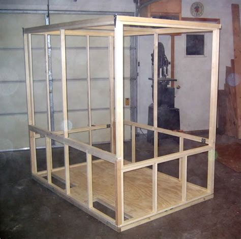 Free Ice Fishing Shanty Building Plans