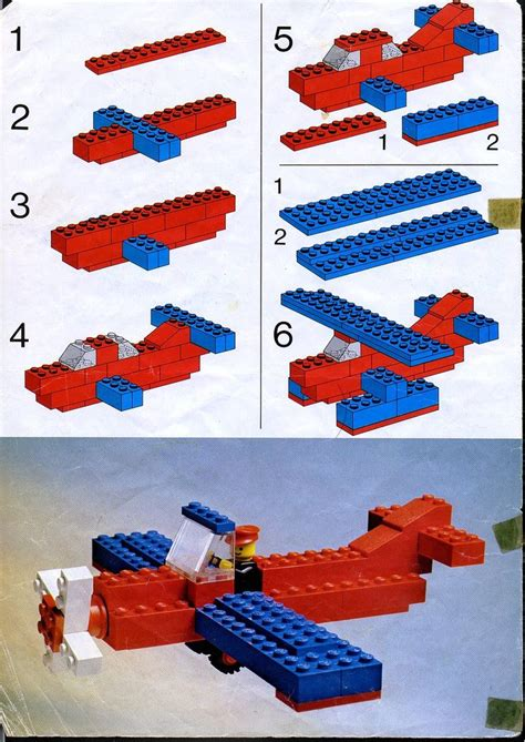 Free Instructions For Lego Building Plans