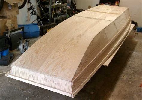 Free Jon Boat Plans Plywood Fishing Skiff Designs Within Reach