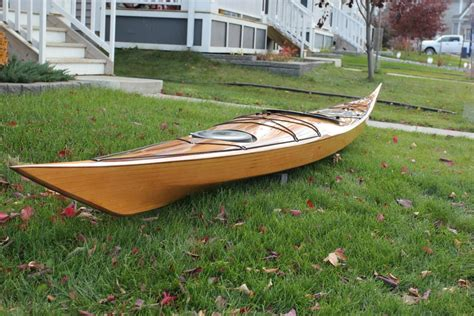 Free Kayak Plans Plywood Kayak