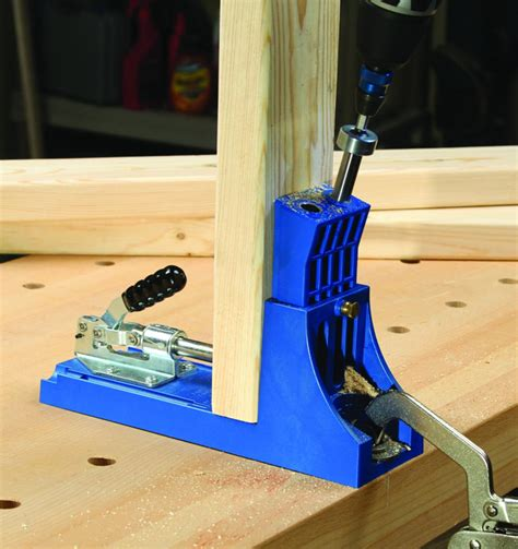 Free Kreg Tool Woodworking Project Plans