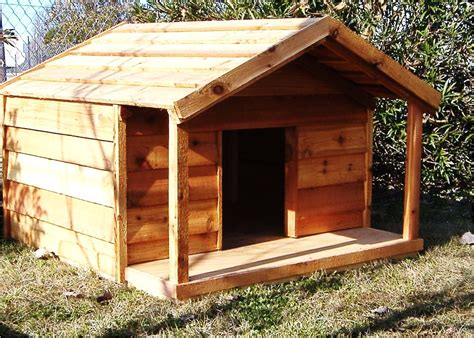 Free Large Breed Dog House Plans