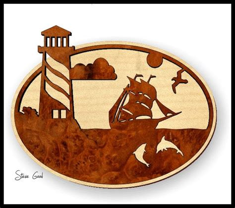 Free Lighthouse Scroll Saw Patterns
