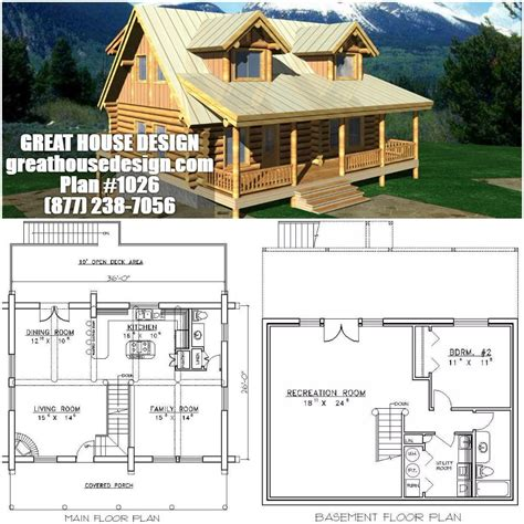 Free Log Cabin Plans Download