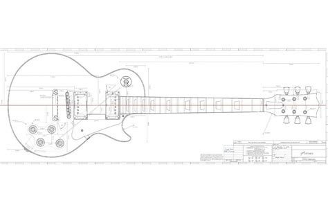 Free Lp Jr Guitar Plans