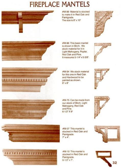 Free Mantel Shelf Plans
