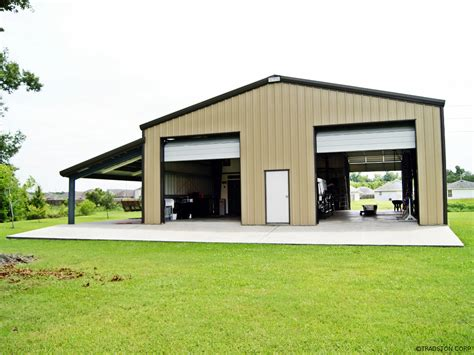 Free Metal Building Shop Plans